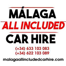 Málaga call included car hire